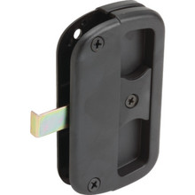 "3"" Sliding Screen Door Latch Black"