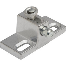 "1-1/2"" Mitey Sliding Door Lock Aluminum"