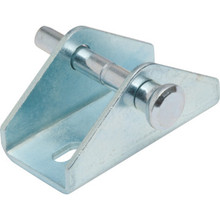 "1-1/4"" Sliding Door Snap Lock Aluminum"