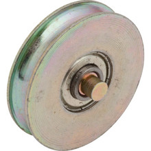 """.8"""" x 1.5"""" x 3"""" Steel Sliding Glass Door Wheel Package of 2"""