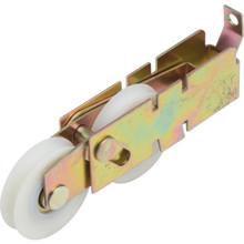 """Sliding Glass Door Roller 1-1/2"""" Diameter Tandem Nylon Ball Bearing Wheel Pk/2"""