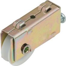 """Sliding Glass Door Roller 1-1/4"""" Diameter Nylon Ball Bearing Wheel, Package of 2"""