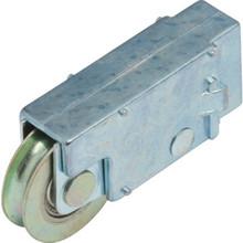 "Sliding Glass Door Roller 1-1/4"" Diameter Steel Ball Bearing Wheel Package of 2"