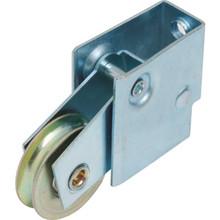 "Sliding Glass Door Roller 1-1/4"" Diameter Steel Ball Bearing Wheel, Package of 2"