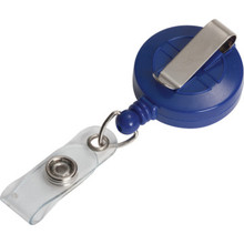 "1-1/4"" Retractable Badge And Keycard Holder"