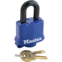 "Master Lock 1-1/2"" #1Keyed Alike Steel Laminated Padlock"
