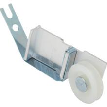 "Sliding Screen Door Roller 1"" Diameter Nylon Wheel, Package of 2"