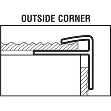 "Parkland NRP-FR Outside Corner 48"" Khaki"