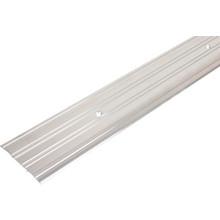 "Pemko 4 x 1/4 36"" Mill Aluminum Threshold"