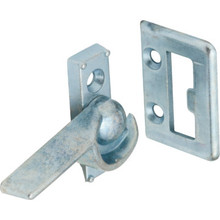 "7/8"" Right Hand Sliding Window Sash Lock Zinc, Package of 2"