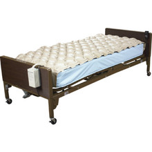 "Drive Med-Aire Alternating Pressure Mattress System 78""Lx34""Wx2-1/2""D"