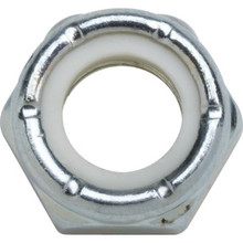 "Nylon Insert Lock Nut 5/16"" 8 Per Package"