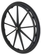 "Replacement Wheel 24""x1"" 9-Spoke 7/8"" Bearing"