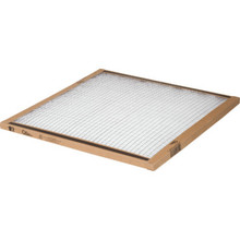 "14x25x1"" Fiberglass Air Filter Merv 4 Box Of 12"