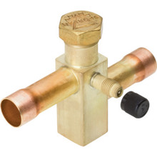 "3/4"" Base Mount Shut Off Valve"
