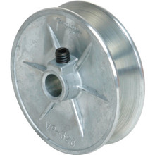 "3-1/4 x 1/2"" Variable Pulley"