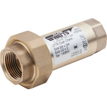 "Watts Dual Check Valve 3/4 "" 7R"