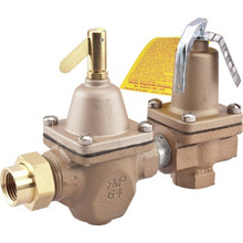 "Watts 1/2"" Regulator And Relief Valve With Dual Controls"