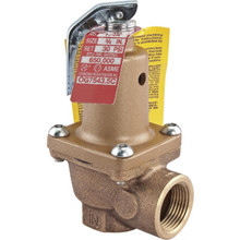 "Watts 3/4"" Water Pressure Relief Valve"
