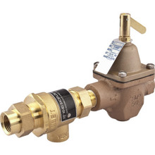 "1/2"" Threaded Combo Feedwater And Backflow Preventer"