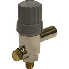 "Danfoss 1/8"" NPT 1 Pipe Thermostatic Radiator Valve With Breaker"