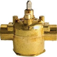 "Erie 2-Way Sweat Two Position General Temperature Valve Body 1/2"" Sweat"