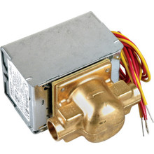 "Honeywell 24 Volt 3.5 Cv Zone Valve With 1"" Connection Normally Closed"