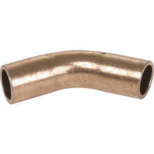 "5/8"" OD 45 Degree ACR Copper Elbow"