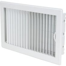 """10x4"""" Single Deflection Sidewall/Ceiling Register"""
