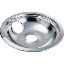 ".GE/ROPER 8"" DRIP BOWL ""PKG OF 6"""