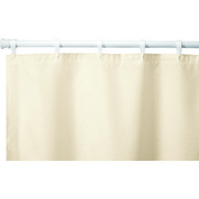 "Hooked Englewood Shower Curtain 72 x 72"" Beige Case Of 12"