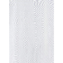 "Hookless Embossed Moire Shower Curtain 71 x 74"" White Case Of 12"