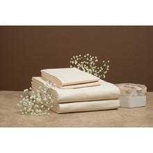 "Grand Patrician T300 Pillowcase Standard 42x36"" Bone Case Of 72"