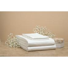 "Grand Patrician T300 Pillowcase Standard 42x36"" White Case Of 72"