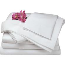 """Martex T200 Pillowcase King 42x46"""" White Case Of 72"""