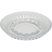 """Glass 4-1/2"""" Ash Tray, Case of 36"""