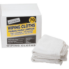 "Maintenance Warehouse 10 x 15"" Wiping Cloth Case Of 70"