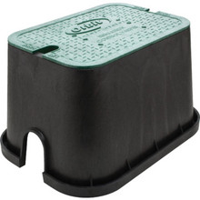 Rectangular Irrigation Valve Box 12""