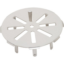 "Shower Floor Drain Cover Star Pattern For 4"" Pipe"