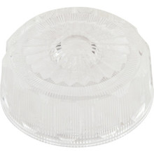 """Replacement For Mixet Volume Shower Handle Clear 1"""" Height 2Pk"""