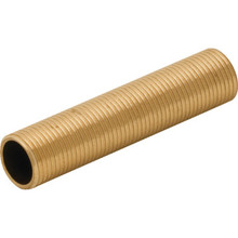 Central Brass Replacement Nipple 2-1/2 x1/2""
