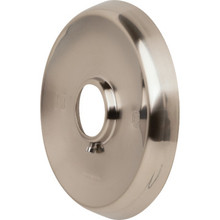 "Mixet 5-1/2"" Satin Nickel Round Shower Escutcheon"