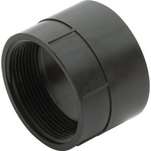 ABS DWV Schedule 40 Female Adapter Coupling 1-1/2""