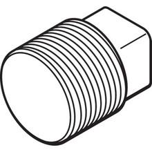 """3/8"""" Galvanized Plug"""