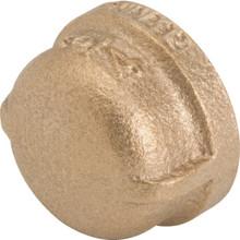 """Brass Cap 3/4"""""""
