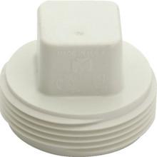 """PVC DWV Schedule 40 Cleanout Plug 1-1/2"""""""