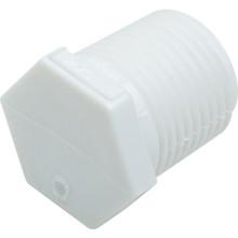 "PVC Plug Schedule 40 - 3/4"""