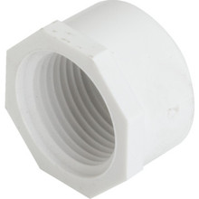 "PVC Tube Cap Schedule 40 - 1/2"" FIP"
