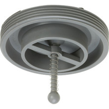 Sewer Pressure Relief Plug 4""