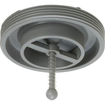 "Sewer Pressure Relief Plug 4"""